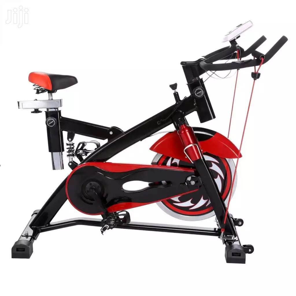 Commercial Exercise Bikes Gym Spinning Bikes