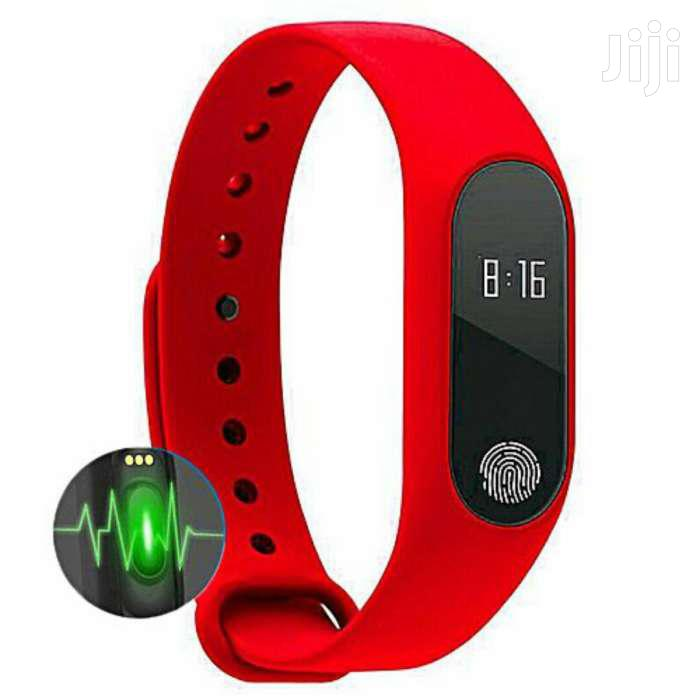 Archive: Mi Band Smart Watch With Heart Rate Monitoring