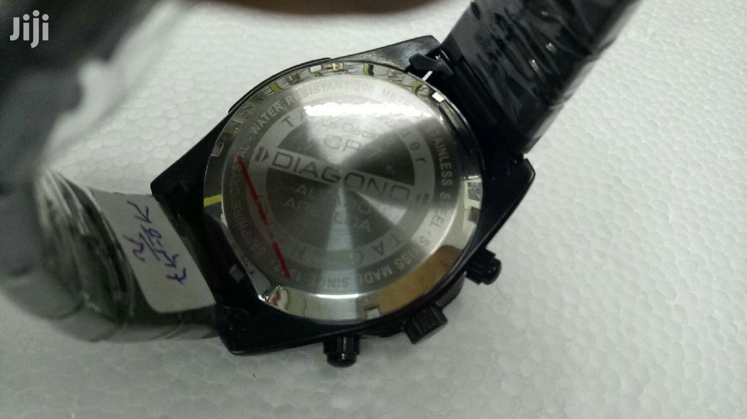 Black Tagheure Chrono Men's Watch | Watches for sale in Nairobi Central, Nairobi, Kenya