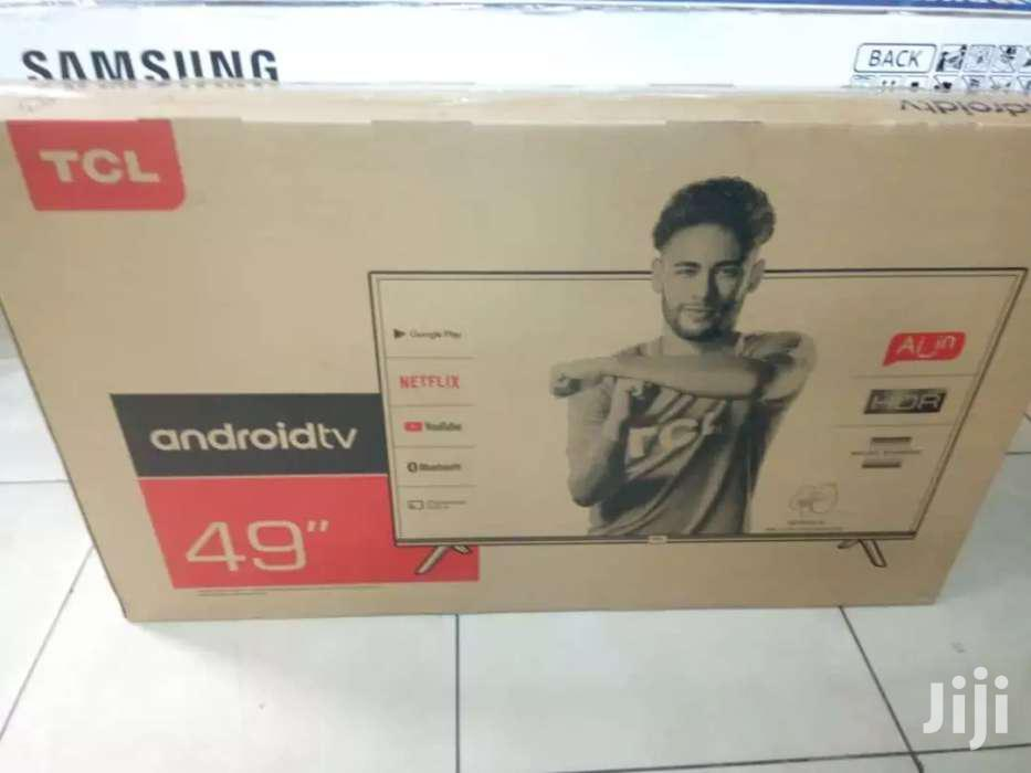 Tcl 49inches Smart Android Tv
