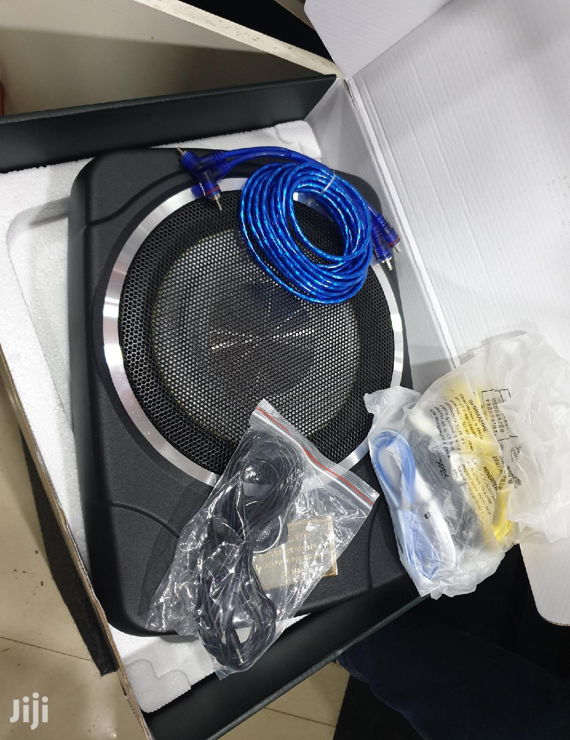 Underseat Subwoofers Shallow Mount Subwoofer Mbq