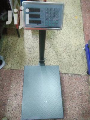Heavy Duty Digital Platform Weighing Scale 300kg Capacity | Store Equipment for sale in Nairobi, Nairobi Central