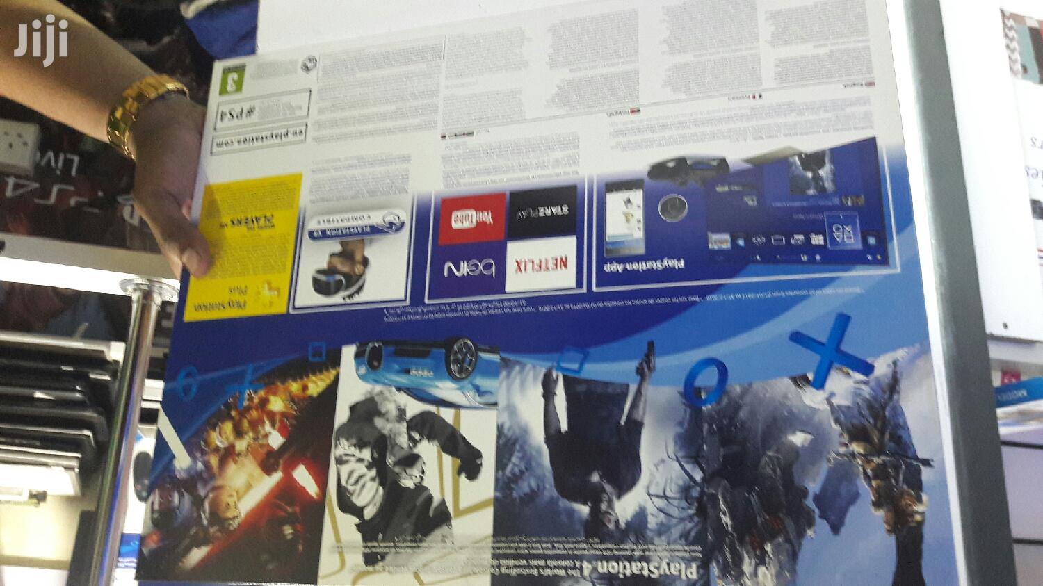 Archive: Ps4 Consoles