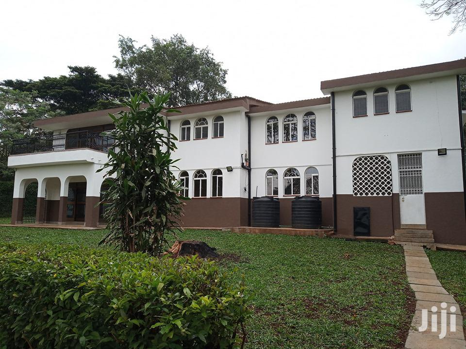 Archive: To Let:- Old Muthaiga.