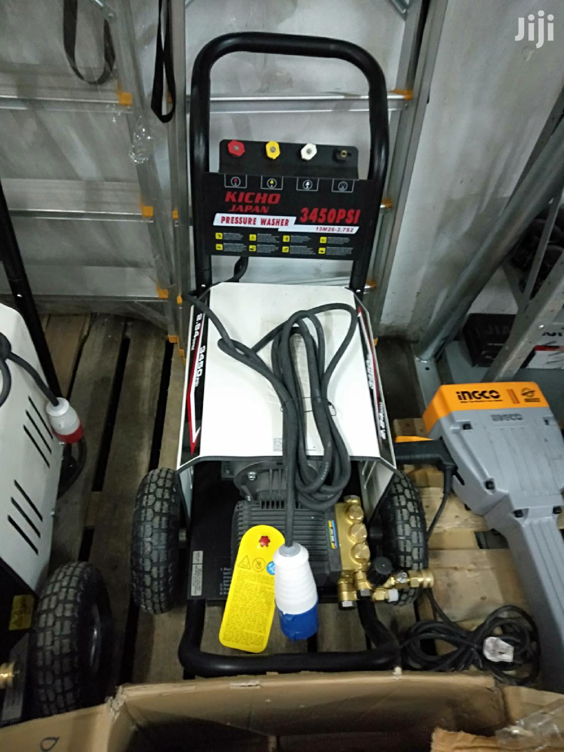 Kicho 3450psi High Pressure Washer Machine