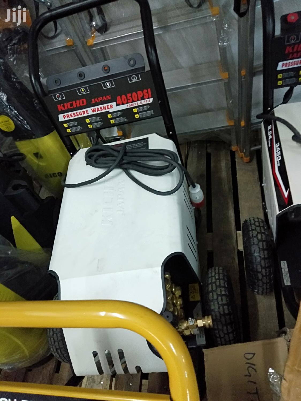 4050psi Kicho High Pressure Washer Machine