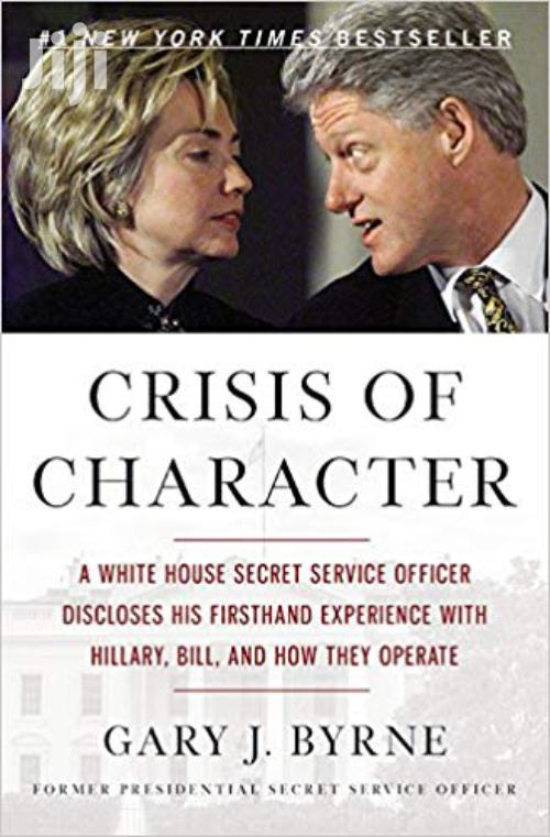 Crisis Of Character-gary Byrne