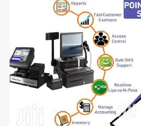 Archive: Point of Sale POS System With All Hardware Win10