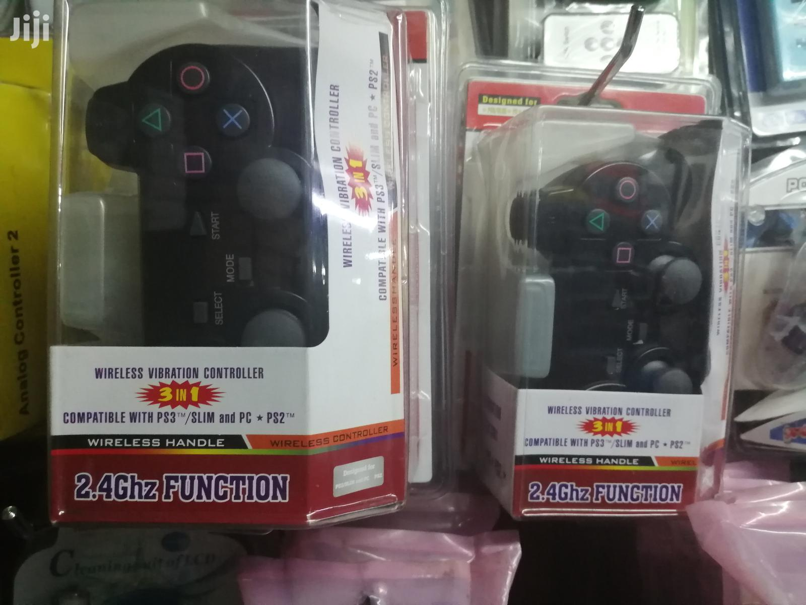 Wireless 3 in 1 Gamepads Pc, P2 and Ps3