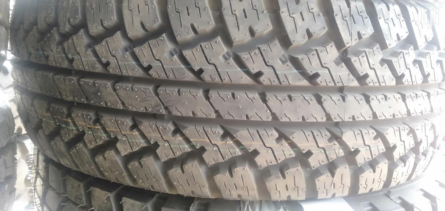 265/65/17 Maxtrek AT Tyres Is Made In China