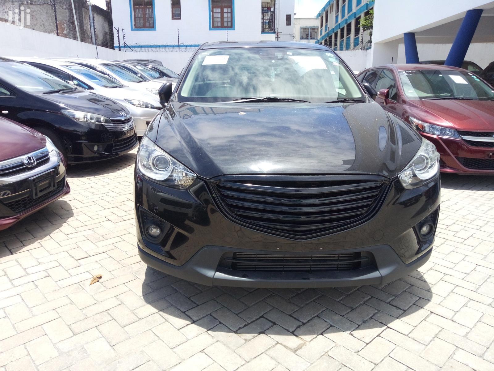 Mazda 5 2012 Black