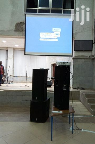 Archive: Events Sound System For Hire