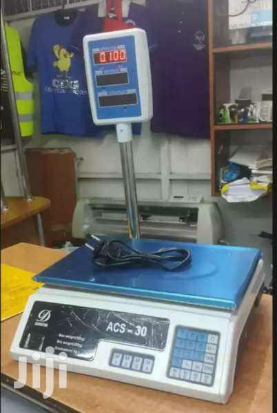 Archive: 30 Kgs Digital Weighing Scale