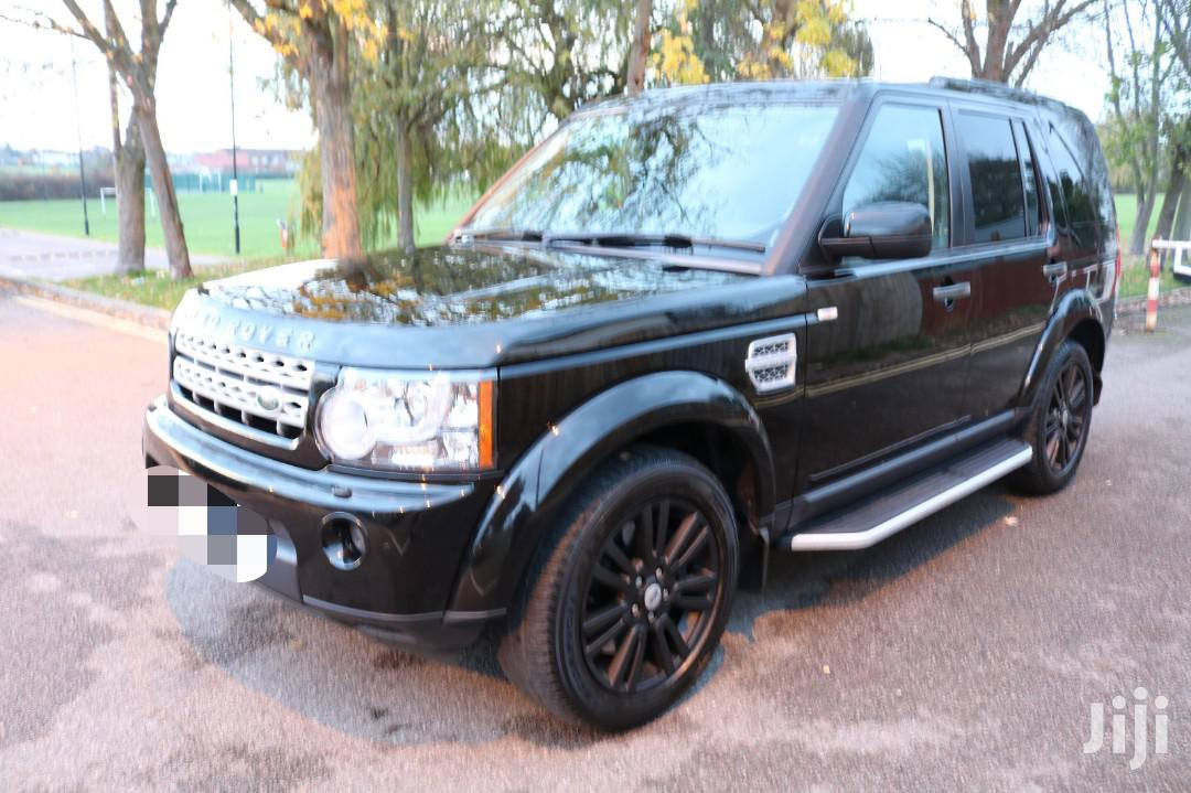 Archive: New Land Rover Discovery II 2012 Black