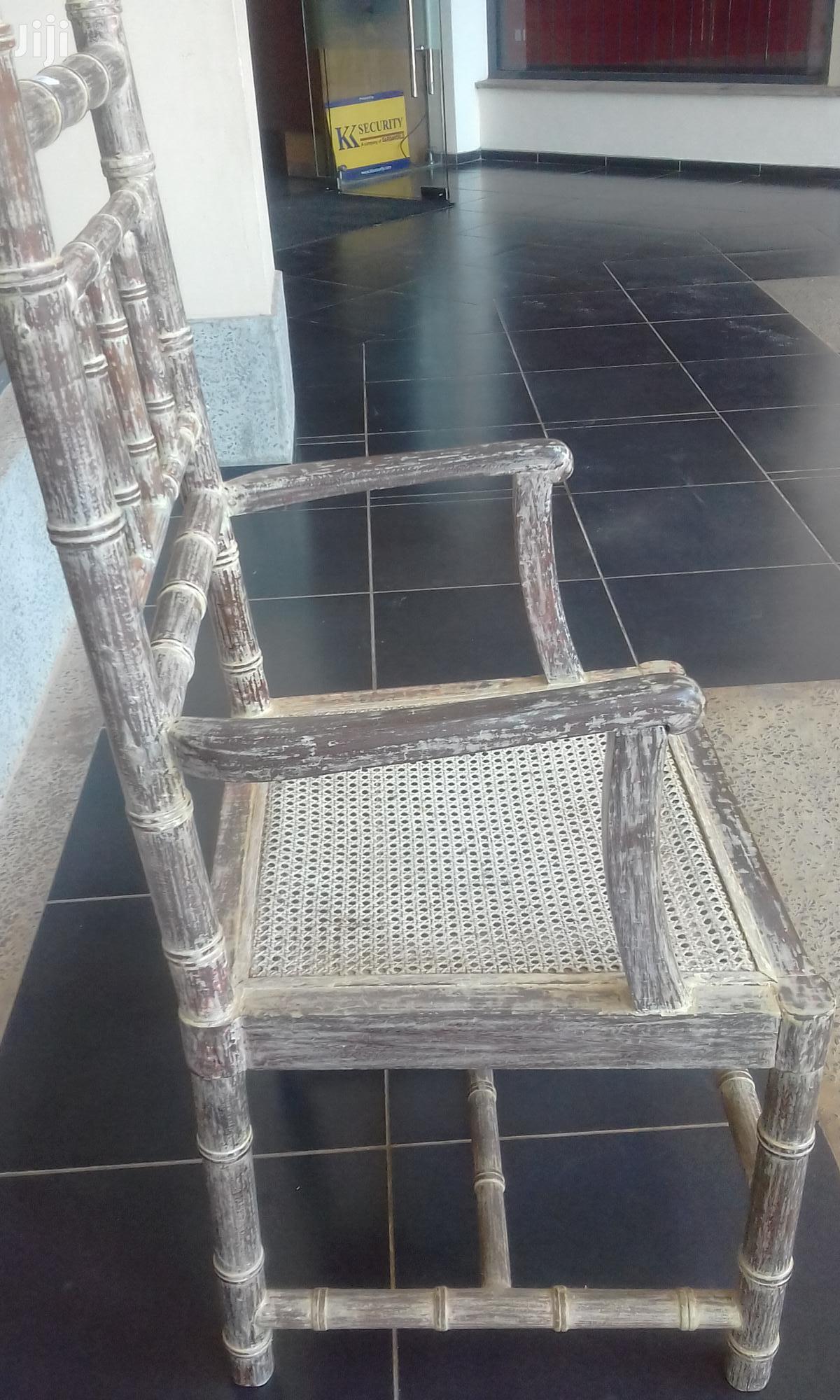 Archive: Antique Mvule Chair