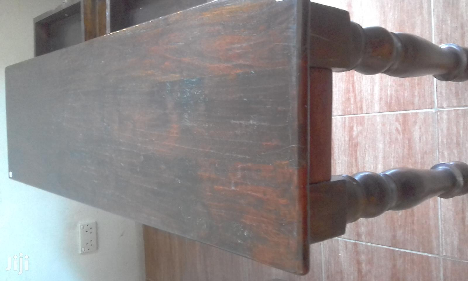 Archive: Mvule Console Table