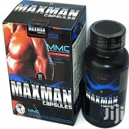 Maximan Capsule For Penis Enlargement N Erectile Fuction
