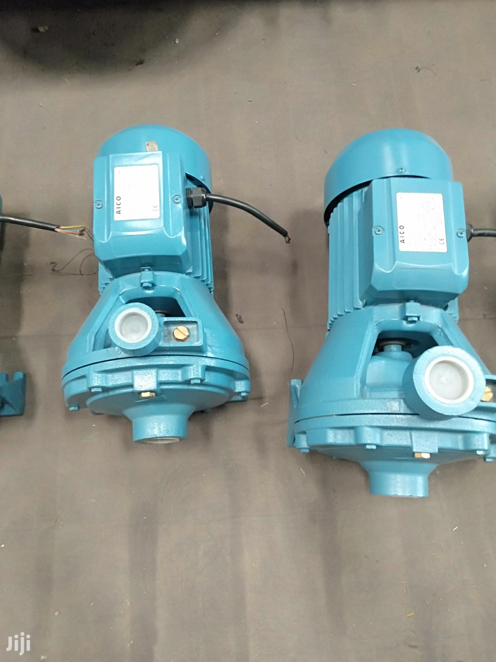 Archive: Electric Booster Pump