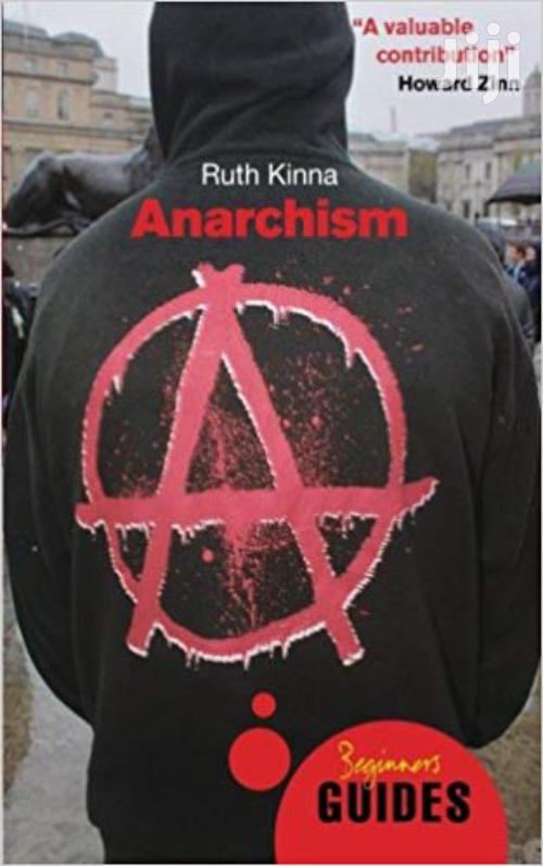 Anarchism - Ruth Kinna
