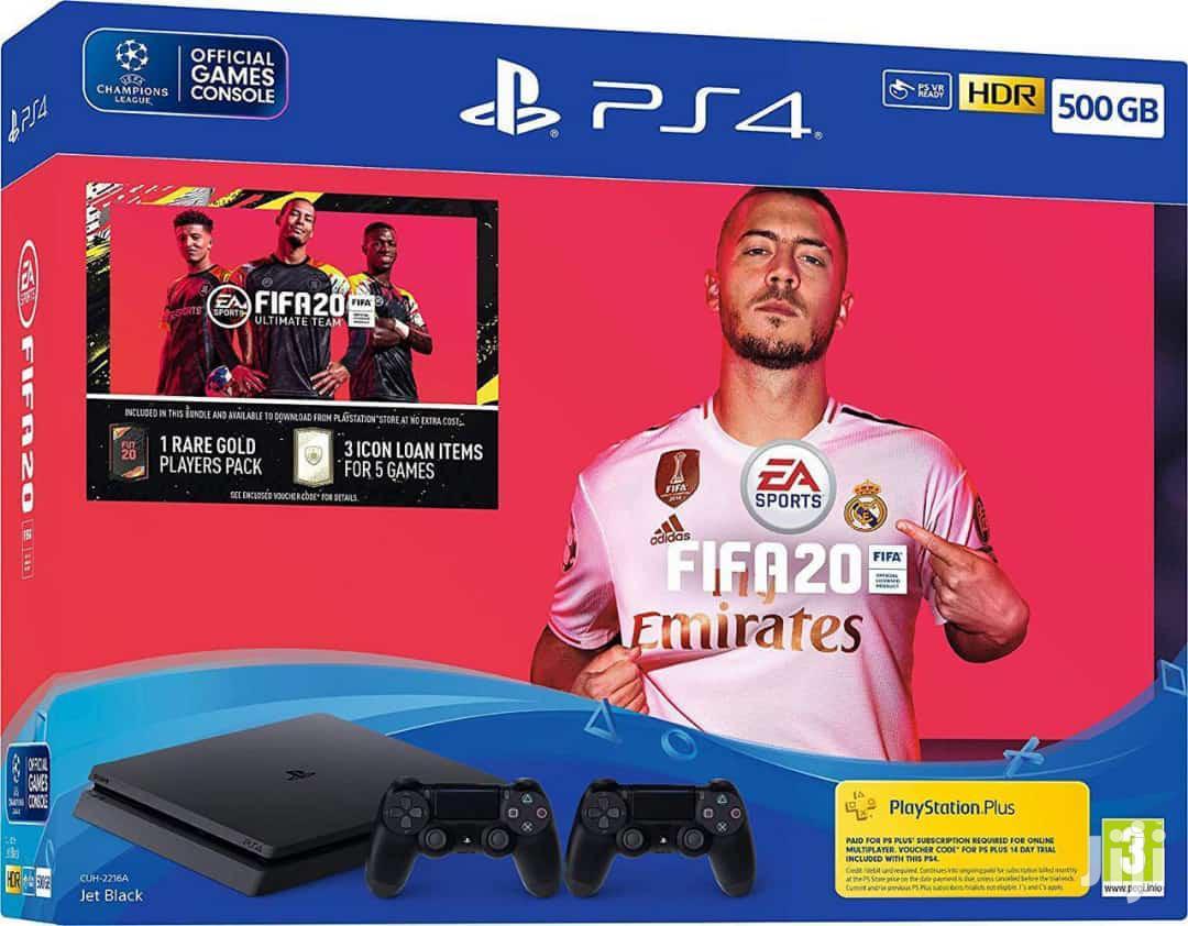 New Playstation 4