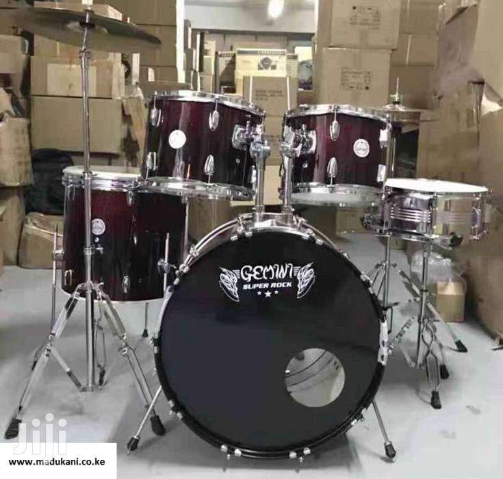 Gemini Super Rock Drumset