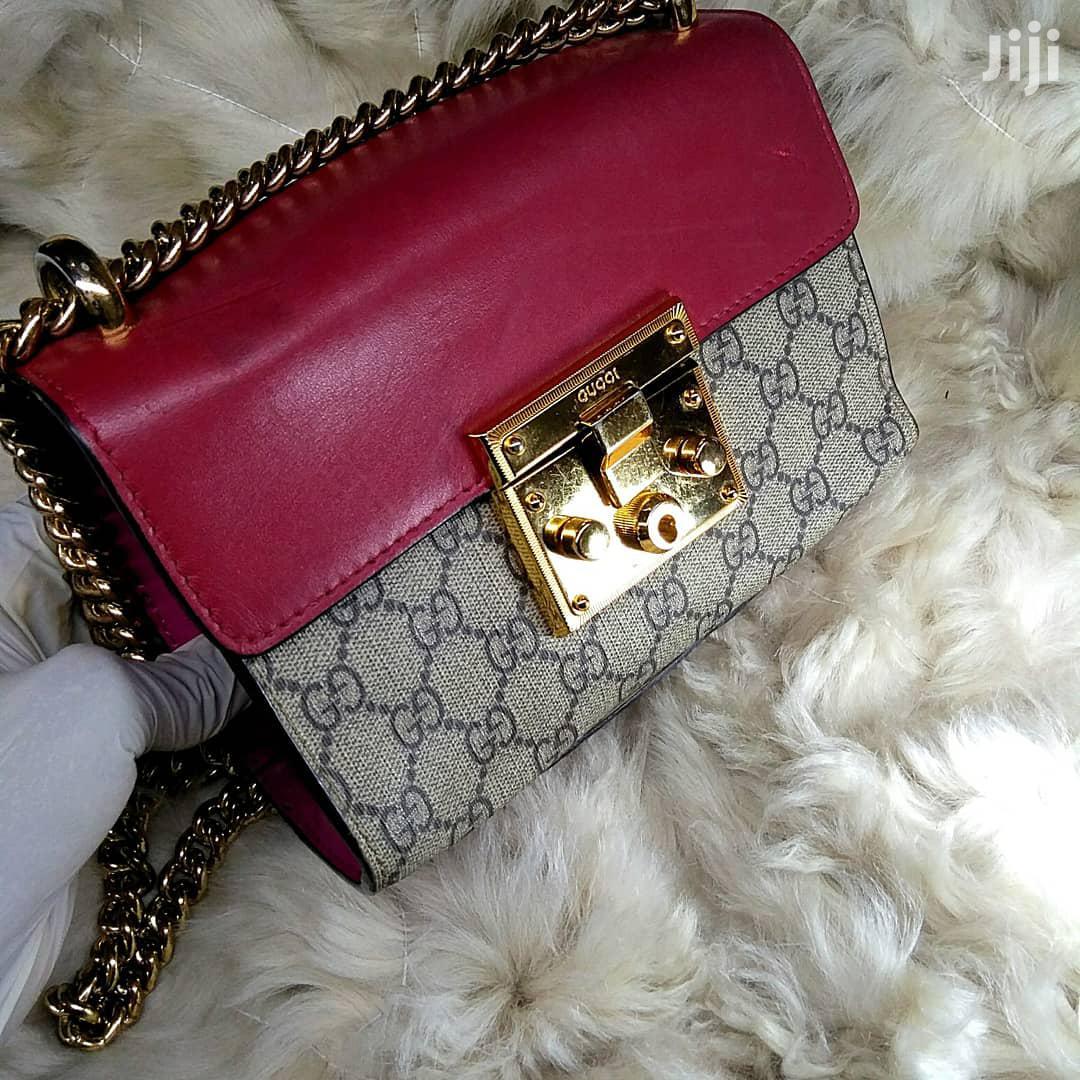 Archive: Original Gucci Padlock Bag Available