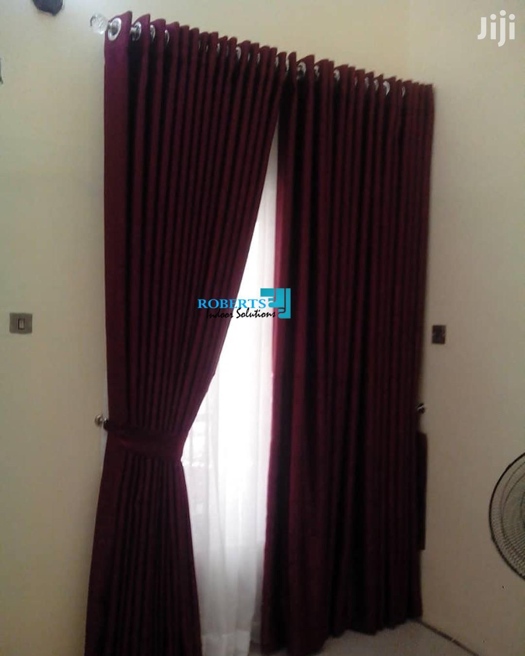 Elegant Home Curtains