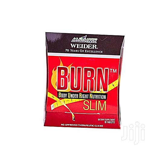 Archive: Burn Slim Weight Loss Product