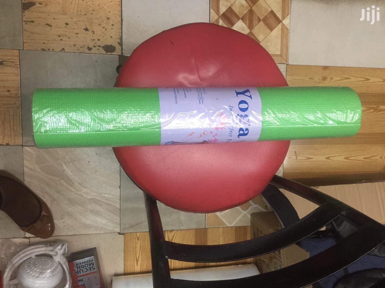 Yoga Exercise Mat   Sports Equipment for sale in Nairobi Central, Nairobi, Kenya