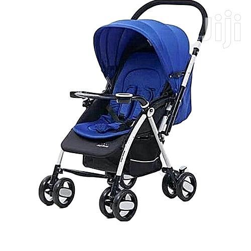 Archive: Blue Fashion Lightweight Foldable Baby Stroller/Pram/Push Chair