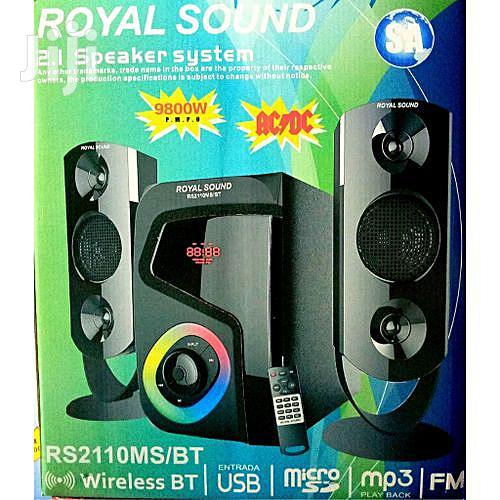 Archive: Royal Sound Sub Woofer-fm,USB/SD,Wireless Bluetooth-10000watts.