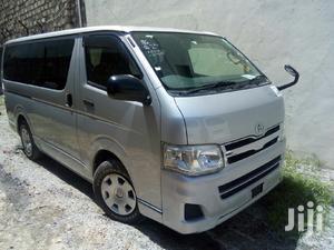Toyota HiAce 2012 Silver   Buses & Microbuses for sale in Mombasa, Mvita