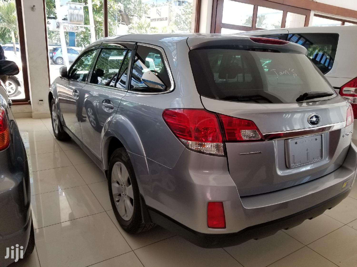 Subaru Outback 2012 2.5i CVT Silver | Cars for sale in Tononoka, Mombasa, Kenya