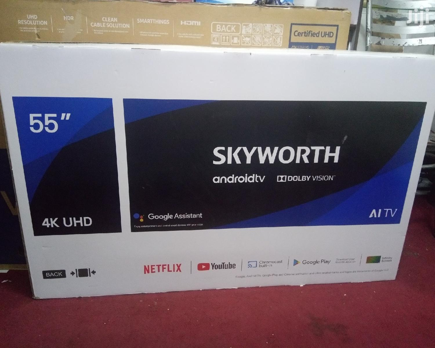 Skyworth 55 Inch Smart Android