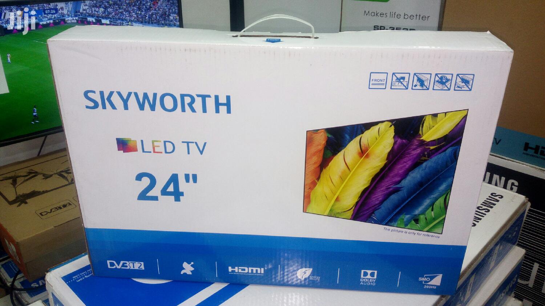 "Archive: Skyworth Digital TV 24"""