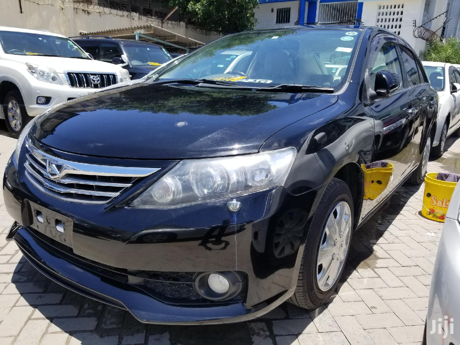 Toyota Allion 2012 Black | Cars for sale in Tononoka, Mombasa, Kenya