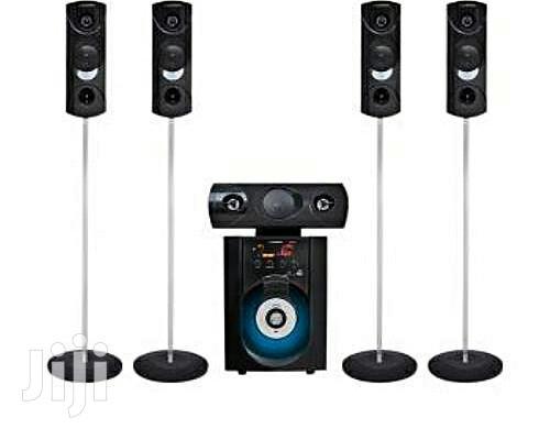 Archive: Leadder LEADDER 5.1CH Wireless Bluetooth Tallboy Home Speaker