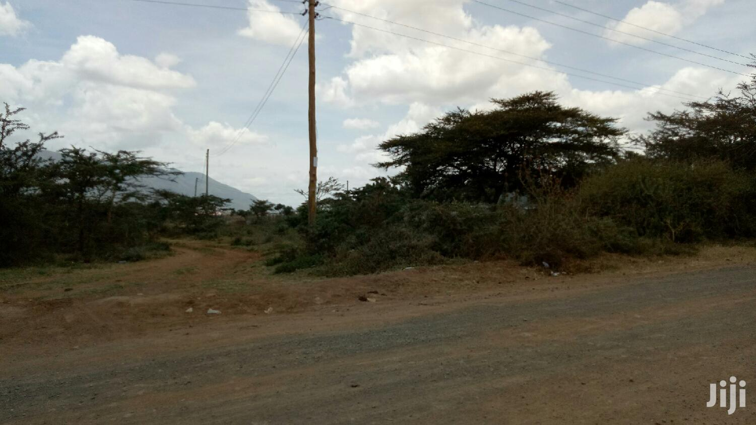 1/8 Acre Plots for Sale Along Tarmac Road in Ngong