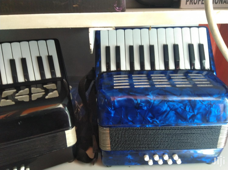 Accordion Instruments