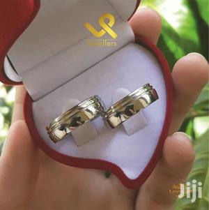 Custom Made Silver N Gold Couples Matching Wedding Bands Ring   Wedding Wear & Accessories for sale in Nairobi, Nairobi Central