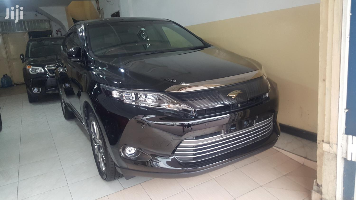 Toyota Harrier 2013 Black | Cars for sale in Moi Avenue, Mombasa, Kenya