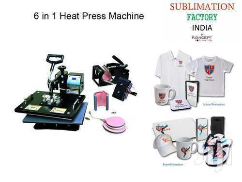 Heat Press Machine For T-shirt Branding