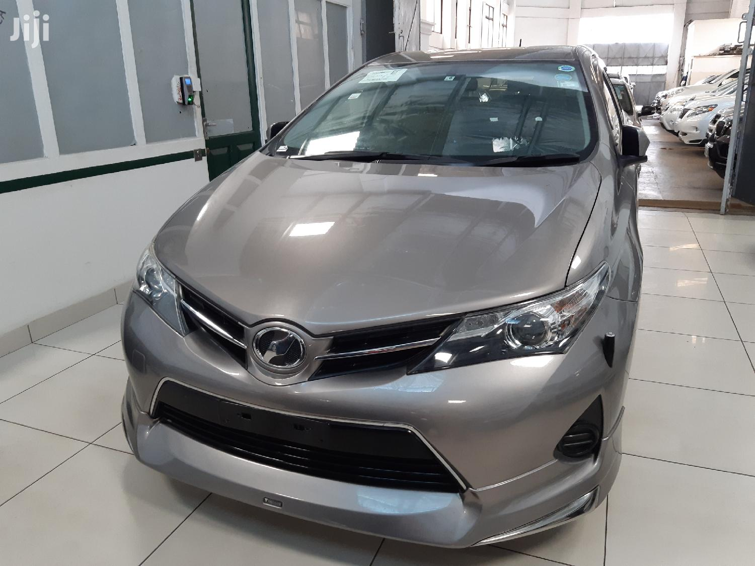 Toyota Auris 2013 Gray | Cars for sale in Moi Avenue, Mombasa, Kenya