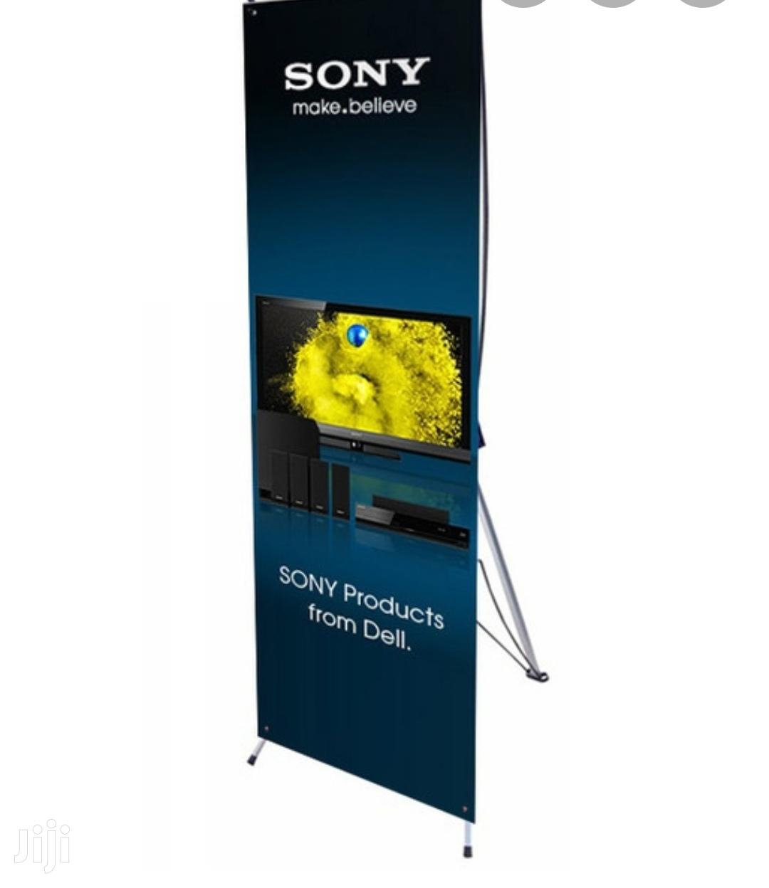 Archive: High Quality Narrow Base Banner