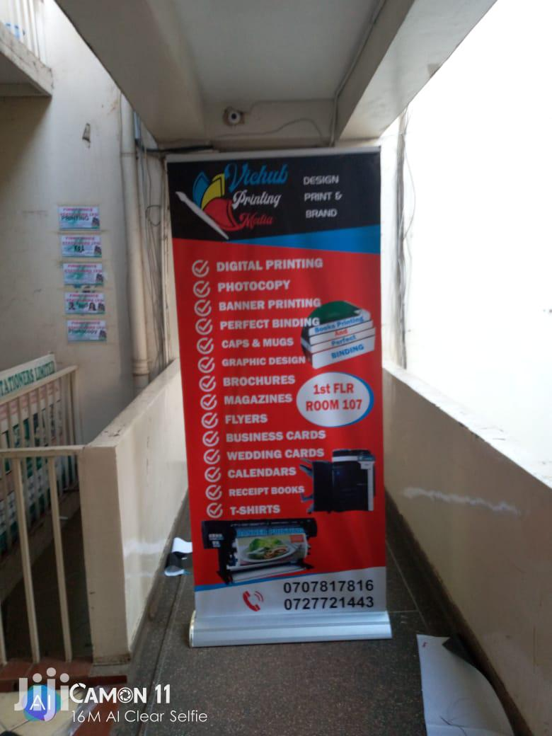 Special Offer For Broad Based Roll Up Banner
