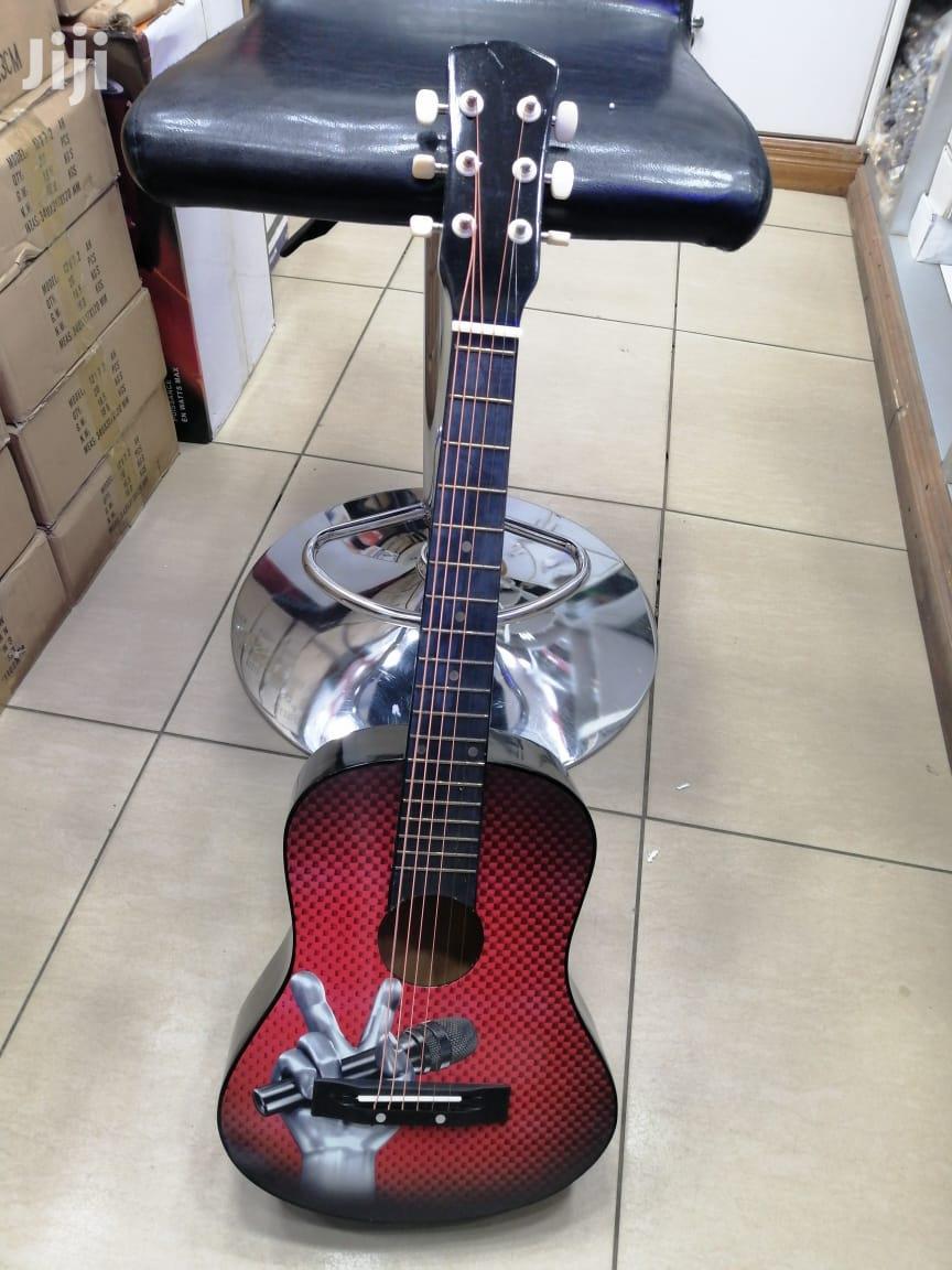 Guitar Red&Black