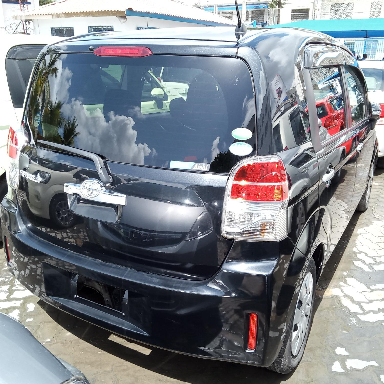 Archive: Toyota Spacio 2013 Black
