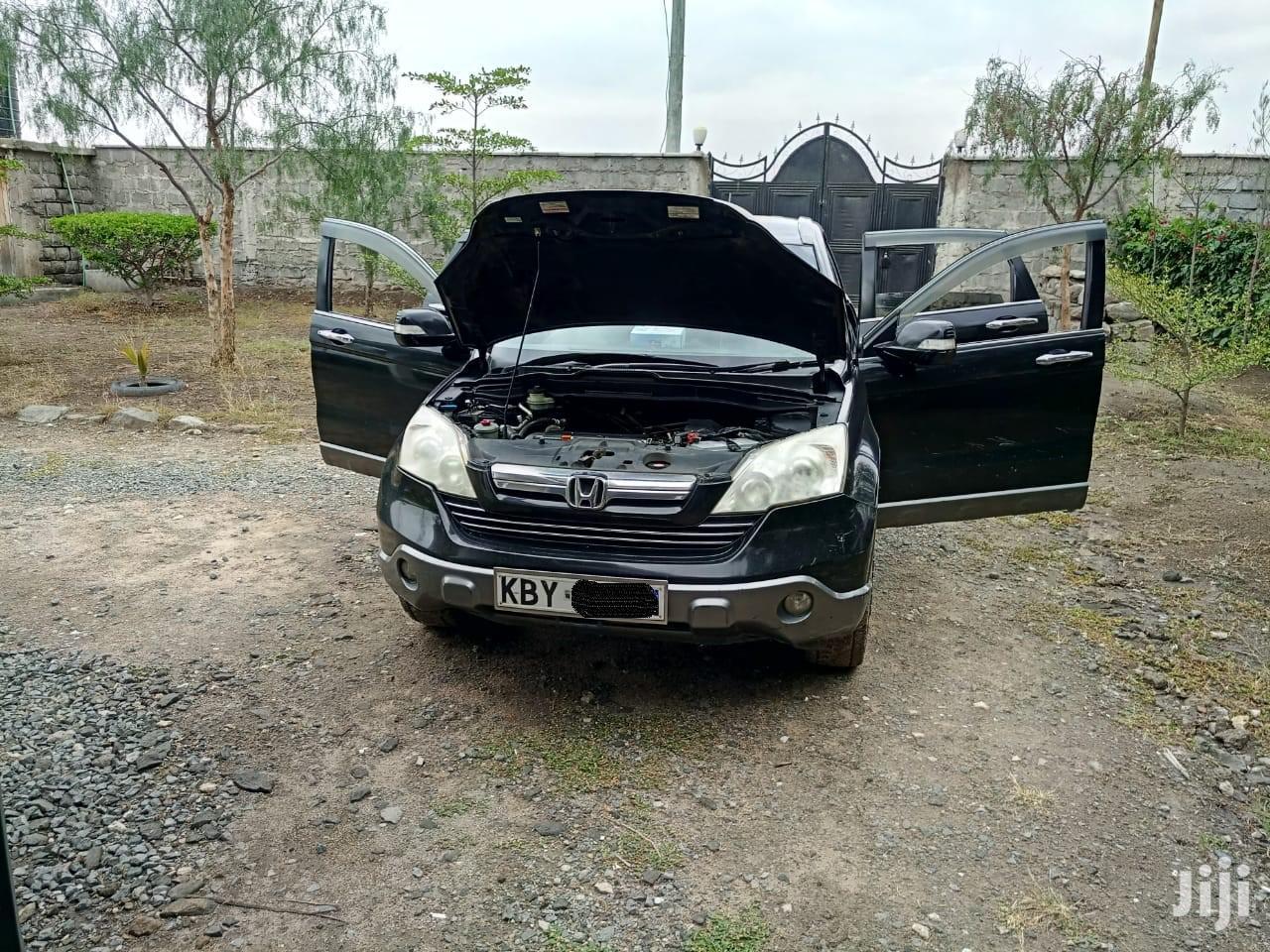 Honda CR-V 2007 Black