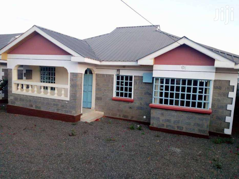 Beautiful Three Bdrms Bungalow To Let In Ongata Rongai, Rimpa