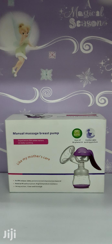 Manual Massage Breast Pump | Maternity & Pregnancy for sale in Nairobi Central, Nairobi, Kenya
